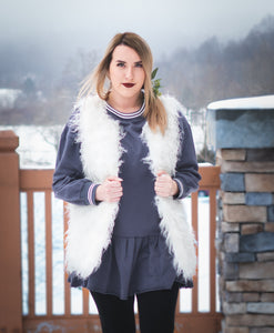 The Katie Fur Vest