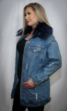 Load image into Gallery viewer, The Courtnie Denim Jacket