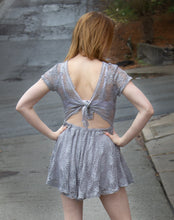 Load image into Gallery viewer, For The Frill Of It Lace Romper