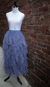 Too Cool for Tulle Skirt