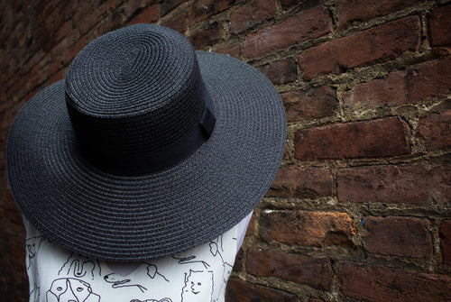 Ahoy! Boater Hat