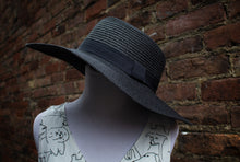 Load image into Gallery viewer, Ahoy! Boater Hat