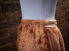 Load image into Gallery viewer, Just Peachy Wrap Maxi Skirt