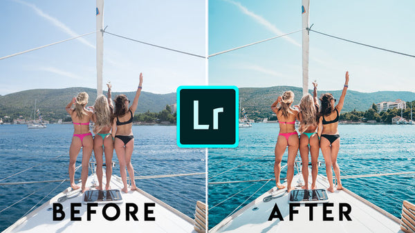 How to install Lightroom mobile presets iPhone