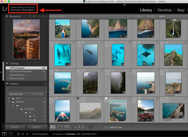 How To Synchronise Lightroom CC With Lightroom Classic CC
