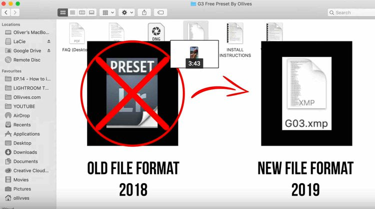How to install presets to Lightroom desktop