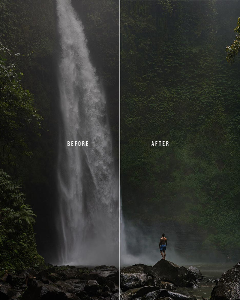 Bali Preset For Lightroom Mobile And Desktop By Ollivves