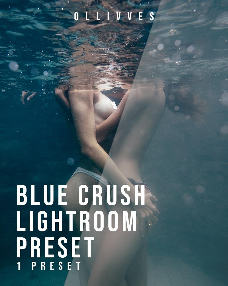 Underwater preset for Lightroom mobile and desktop by Ollivves
