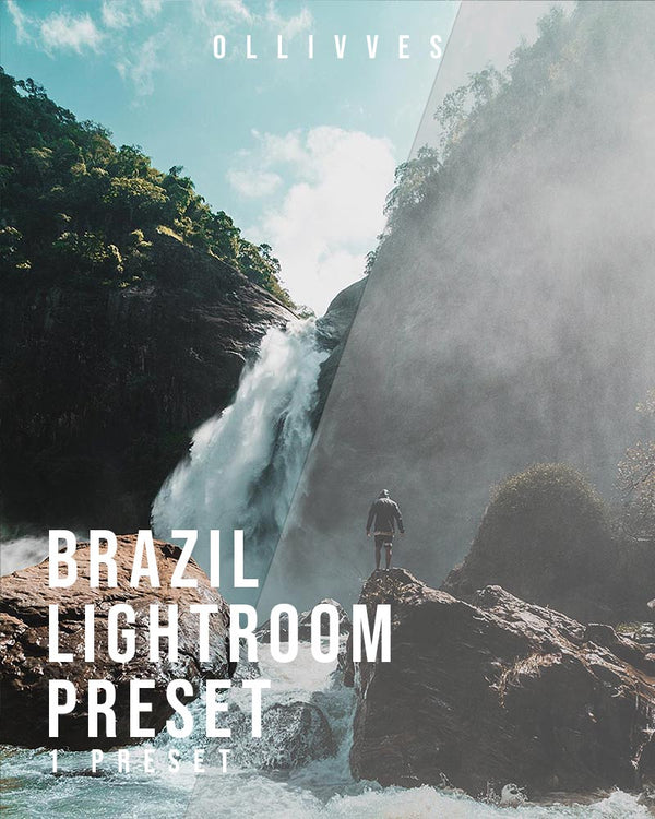 Brazil Lightroom Preset for Mobile and Desktop by Ollivves