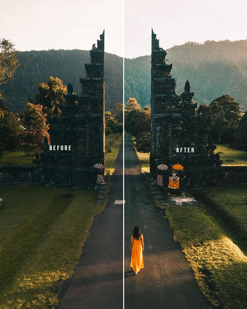 Travel Vol.2 Lightroom Presets (Mobile)