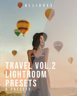 Travel presets for Lightroom mobile and desktop by ollivves