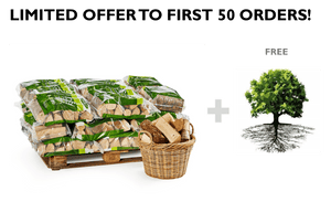 NOW SOLD OUT! SATURDAY DEAL OF THE DAY: 15% off 30 bag pallet (save £30)