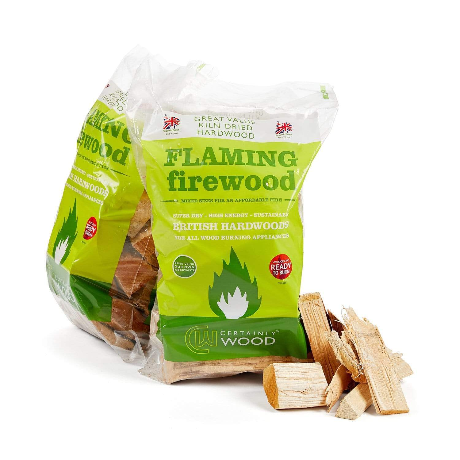 Flaming Firewood