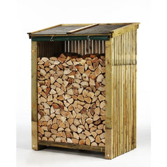 Log Store and Kiln Dried Logs