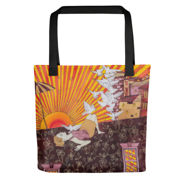 Zero point - Tote bag