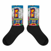Colorful bold socks - vivid and colorful summer clothes by Somejam - What do you see on the picture? - Socks