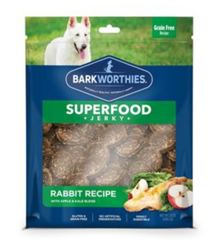Rabbit, Apple, and Kale Superfood Jerky