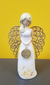 Angel figurine - Friendship