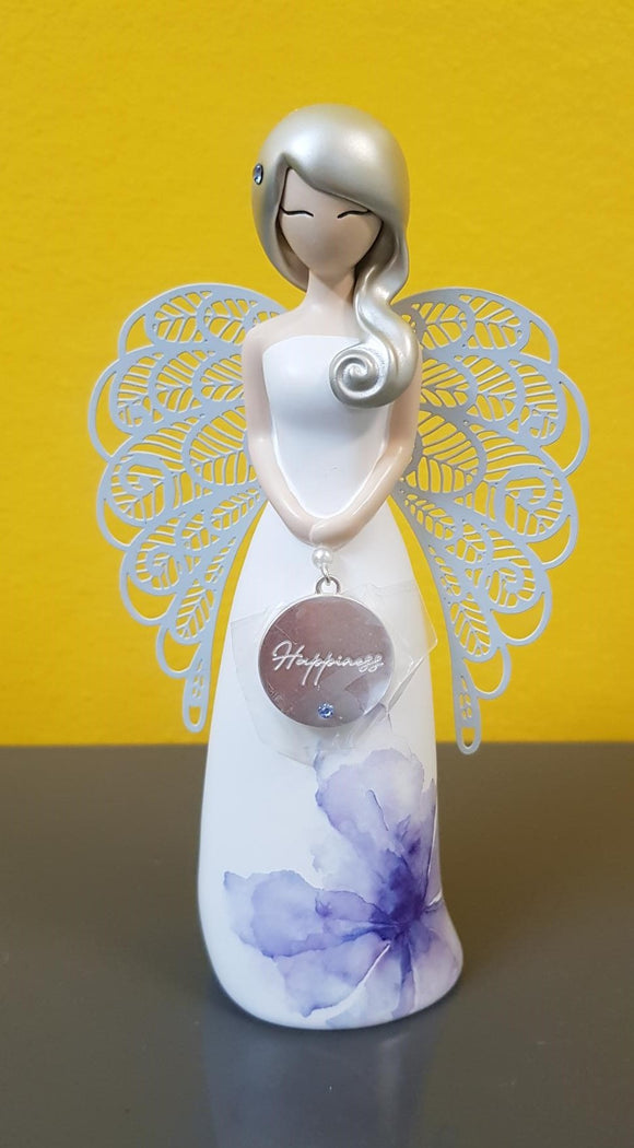 Angel figurine - Happiness
