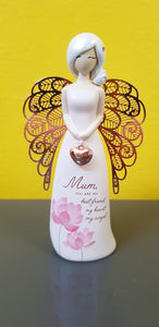 Angel figurine - Mum
