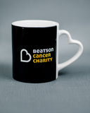 Beatson Cancer Charity Mug - black