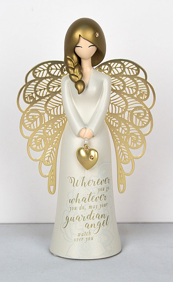 Angel Figurine - Guardian Angel