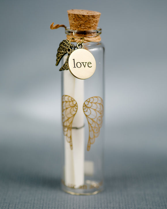Wish Bottle - Love