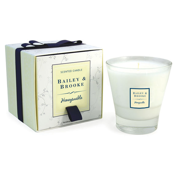 Bailey and Brooke Candle - Honeysuckle