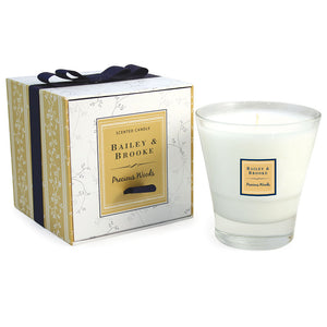 Bailey & Brooke Candle - Precious Woods