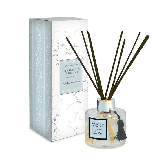 Bailey & Brooke Diffuser - French Linen