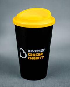 Beatson Cancer Charity Thermal mug - black