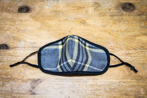 Beatson Cancer Charity Tartan Mask