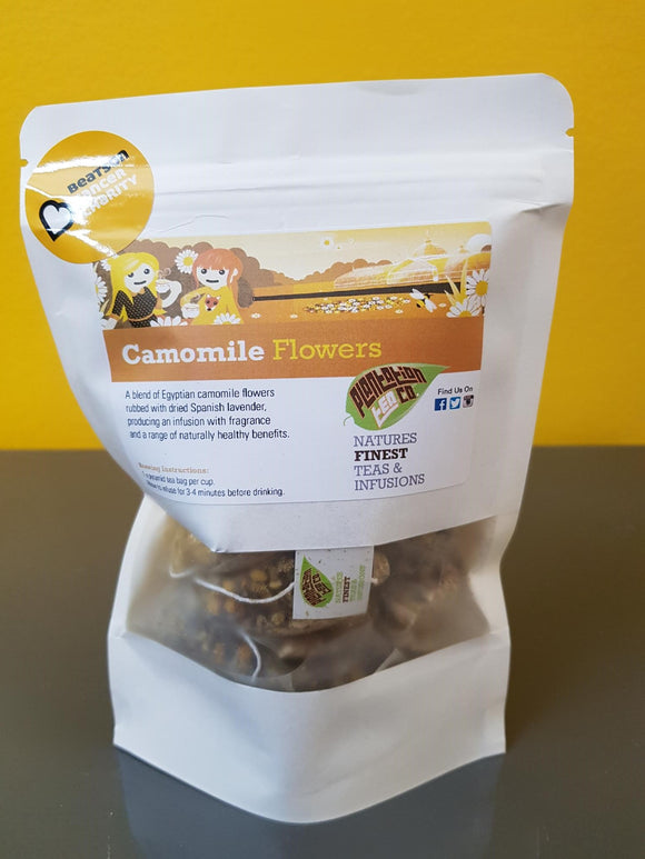 Speciality Teas & infusions - Camomile Flowers