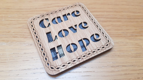 Coaster - Care Love Hope