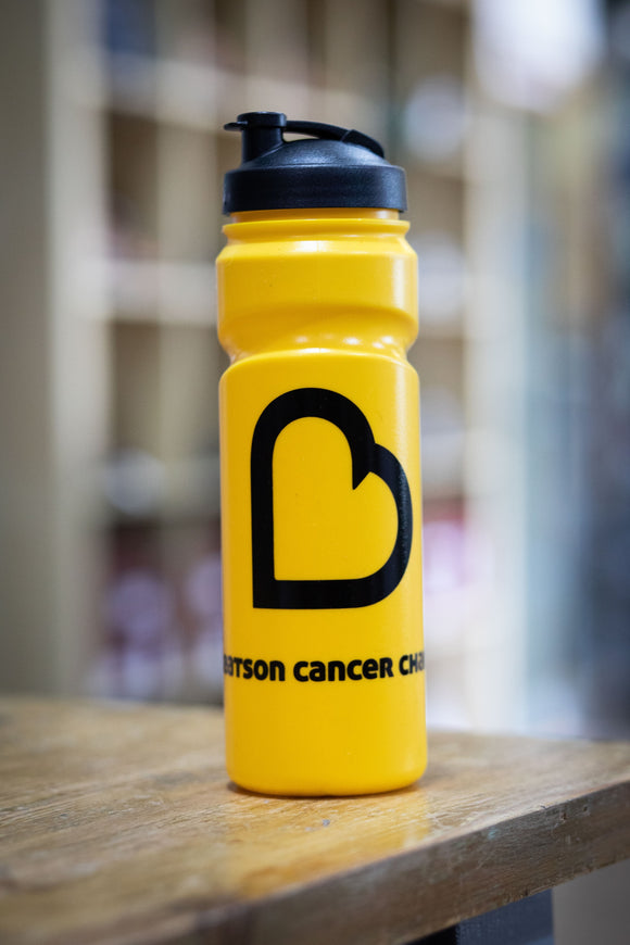 Beatson Cancer Charity Branded Water Bottle