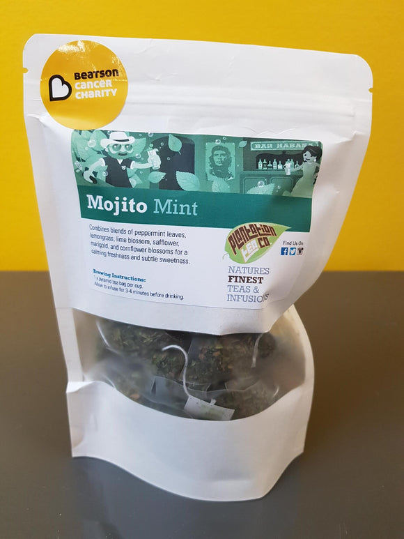 Speciality Teas & infusions - Mojito mint