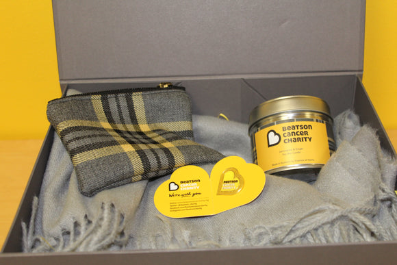 Luxury Beatson Tartan Gift Hamper (pre order - expected delivery date 18th January)