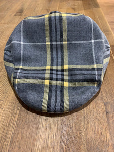 Beatson Cancer Charity Tartan Flat Cap ( Pre Order )