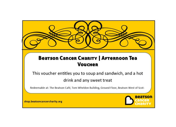 Beatson Cafe - Afternoon Tea Voucher