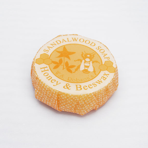 Chainbridge Honey & beeswax Soap - Sandalwood