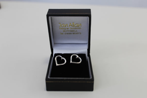 Bespoke Beatson Cancer Charity Stud Earrings