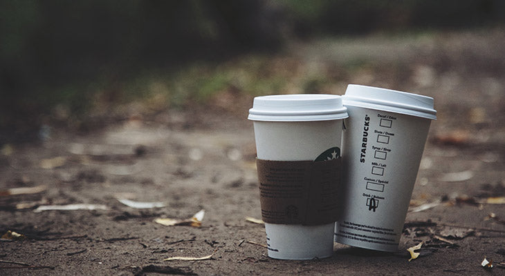 Eco-friendly Starbucks Compostable Cup