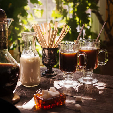Disposable Wood Coffee Stirrers
