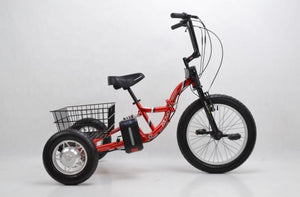 Nuvo-E-Trike  Adult Abilities Electric Tricycle