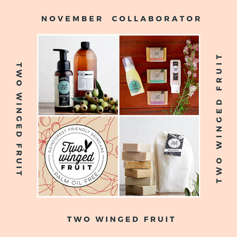 Two Winged Fruit November Botanic Box