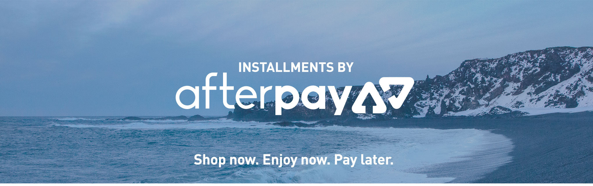 Introducing installments by Afterpay