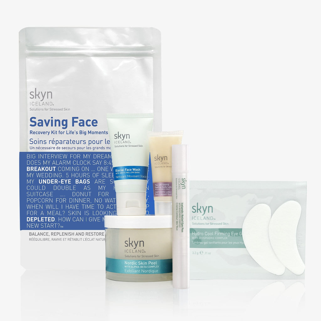 Photo of Saving Face Kit