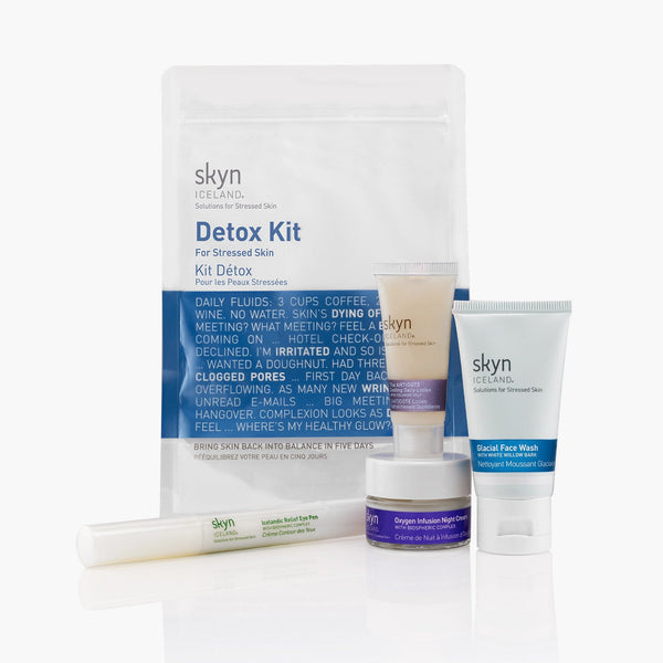 Photo of Detox Kit for Stressed Skin