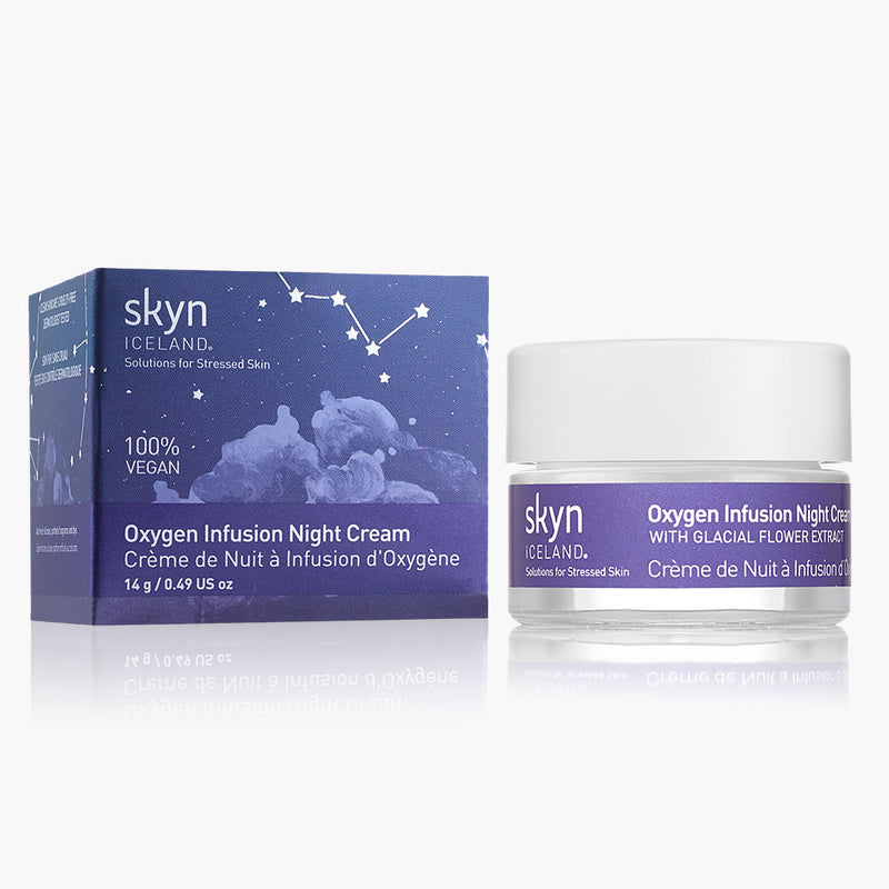 Oxygen Infusion Night Cream Limited Edition