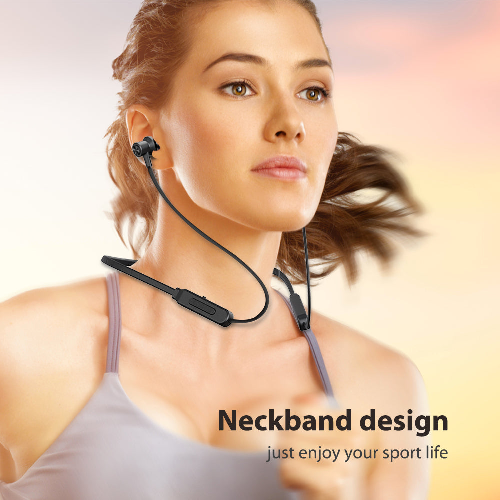 Magnetic Neckband  Headset